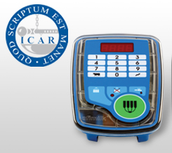 ICAR milk meter