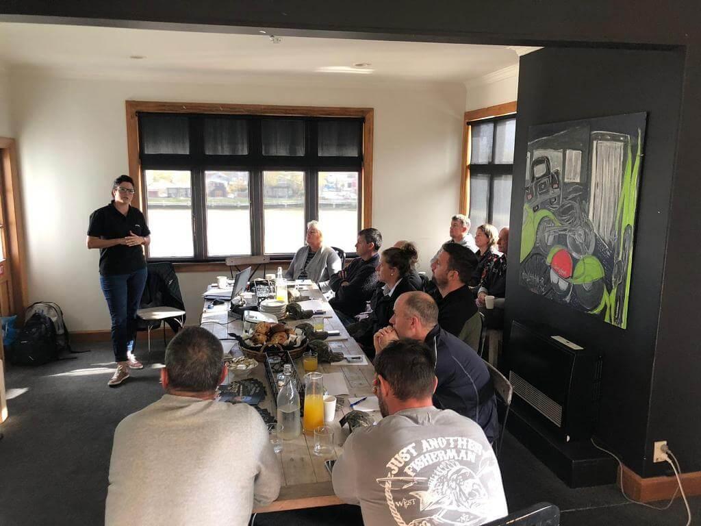 NZ farmers valuable insight