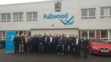 training for fullwood european team