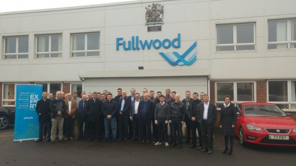 training for fullwood european team